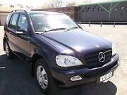 2002 Mercedes-Benz ML Wagon Bacchus Marsh Moorabool Area Preview