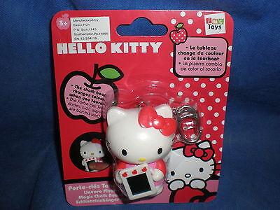 Hello Kitty Schlüsselanhänger Zaubertafel Neu in OVP