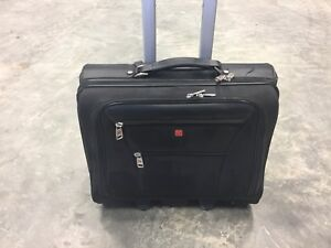 Laptop/Carry on suitcase with wheels