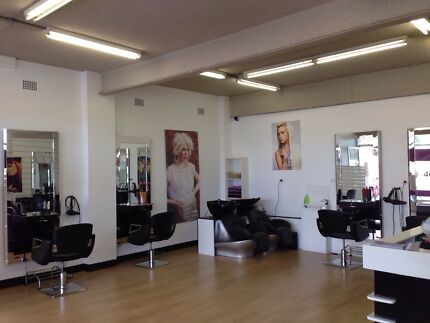 Hair Salon for sale! Reduced to sell!  Campbelltown Campbelltown Area Preview