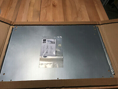 Partial Mounting Plate - Locatable - Rittal Tp - Model No. Tp 6730340 6730.340