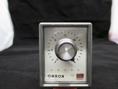 Omron Timer Stp Mnhal New