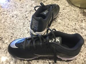 Boys Football Cleats - Size 4 - never used