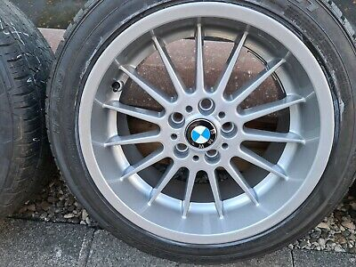 "GENUINE Bmw style 32 wheels 18"" staggered  8j,9j"