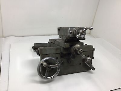 Atlas Craftsman 12 Commercial Metal Lathe Complete Carriage Saddle Assembly