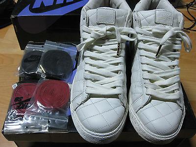 Nike Blazer SB Supreme Blazer White Sz 9