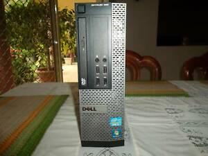 DELL OPTIPLEX 990 CORE i5 2400@3.1GZ QUADCORE 8GB RAM 500HD WIN10