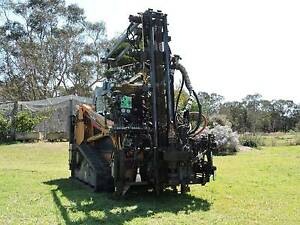 Custom Designed Drilling Rig to Suit Skid Steer/Ute/Trailer/Truck Castlereagh Penrith Area Preview
