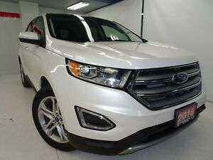 2016 Ford Edge Titanium ACCIDENT FREE! | ONE OWNER  | BACKUP...