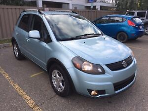 2009 Suzuki SX4 234Kms, AWD, Brand New Tires $3,900 OBO