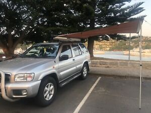 Reliable Nissan 2004 4x4 4WD campervan Long Rego