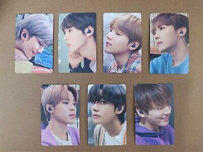 [Official] BTS Samsung Galaxy Buds Photocard set 7pcs
