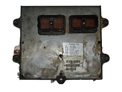 2006 Dodge Pickup 3500 Electronic Control Module 5.9L AT 4931975 CM849B