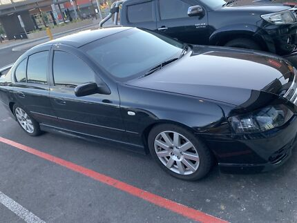 Ford Falcon 2008 Black Duel Fuel Epping Whittlesea Area Preview