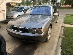 Rare V12 BMW, Low mileage