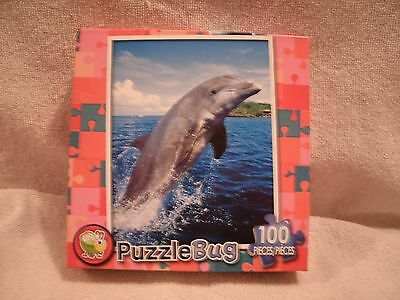 New 100 Piece Bottlenose Dolphin Puzzle Bottlenose Dolphin Puzzle