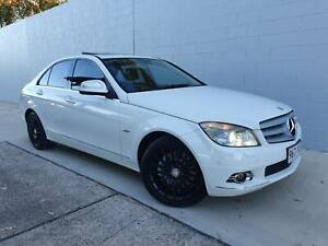 2007 Mercedes-Benz C320 CDI AVANTGARDE Automatic Sedan Sippy Downs Maroochydore Area Preview