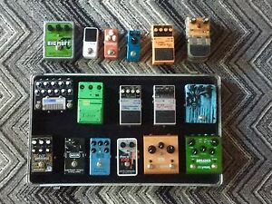 Electric Guitar/Bass Pedals-Strymon, TC, Electro Harmonix &More! Sydney City Inner Sydney Preview