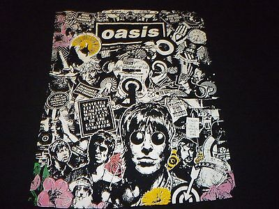 Oasis Shirt ( Used Size L ? ) Very Good Condition!!!