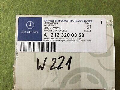 Mercedes Airmatic Ventilblock GLE / GL / ML / R und S-Klasse etc.