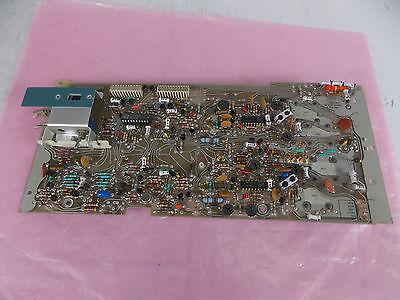Tektronix 466 Storage Oscilloscope Trig Gen Sweep Logic Board Pn 670-3324-00