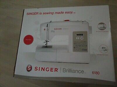 Singer Sewing Machine, 6180 Brand New In Box