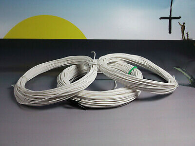 24 and 28 AWG Silver Plated PTFE Wire Assortment 120 feet SPC 26 22
