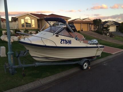 457 Cruise Craft Reef Finder Thornton Maitland Area Preview