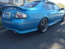 TUNED MODIFIED FALCON XR8 Claremont Meadows Penrith Area Preview