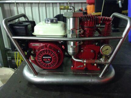 Hookah Dive Compressor Smithton Circular Head Preview