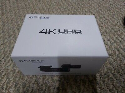 BlackVue DR900S-2CH 4K UHD Cloud Wi-Fi GPS 32GB DASH-CAM 2 channel, front rear