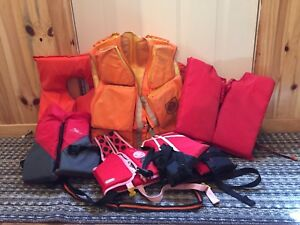 Life Jackets and Flotation Devices