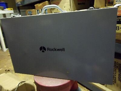 NOS Rockwell / Porter Cable USA 603 demolition hammer chipping breaker demo jack