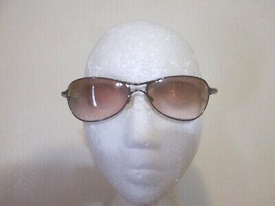 Oakley Crosshair S Polished Sunglasses HAS PRESCRIPTION LENSES INSTALLED