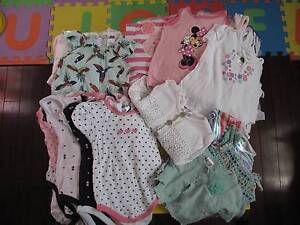 Girls size 000 summer bundle Middle Swan Swan Area Preview