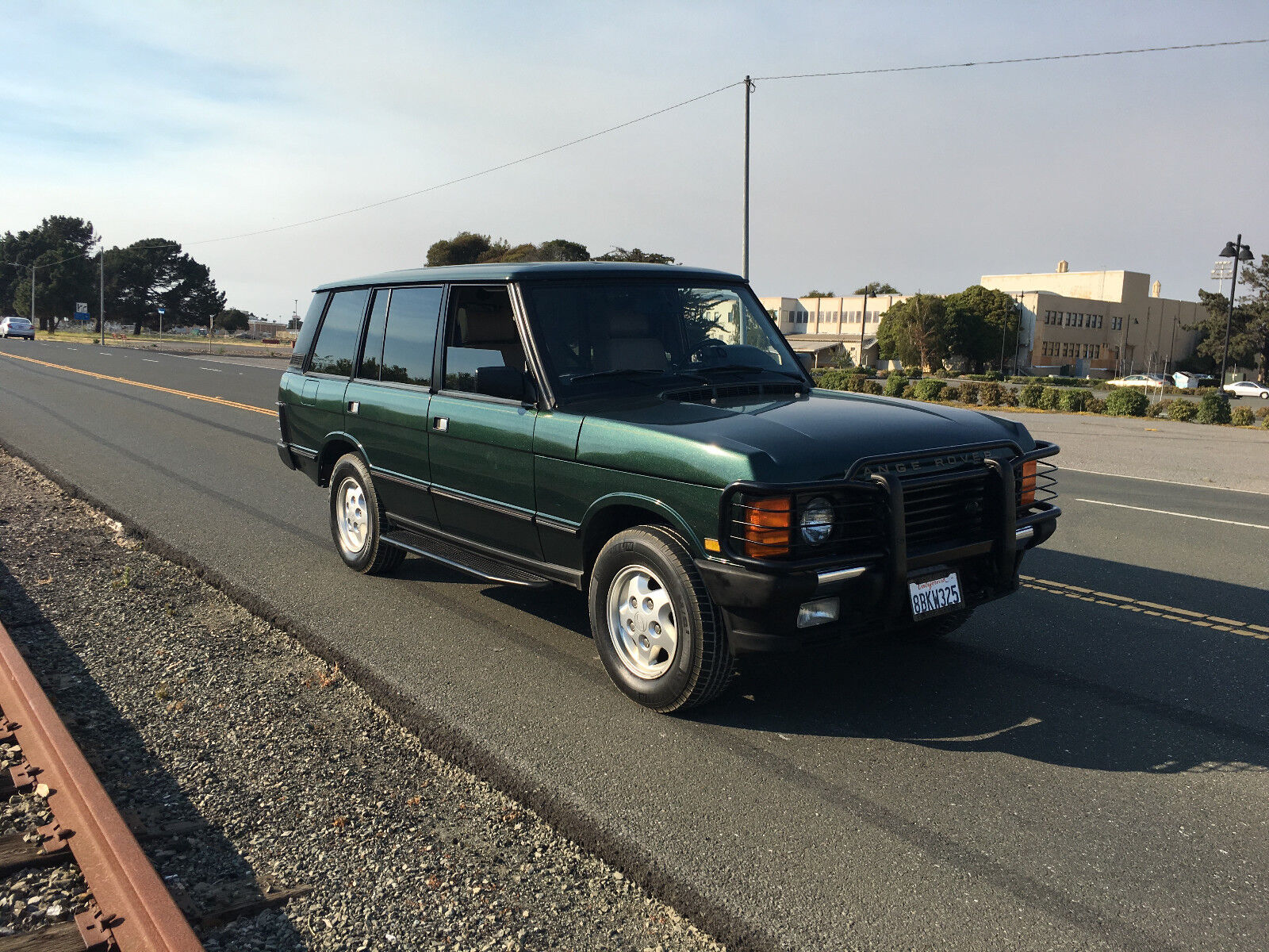 1995 Land Rover Range Rover County LWB 1995 Land Rover Range Rover County LWB Classic