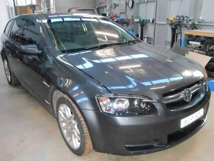 2010 Holden Commodore Wagon