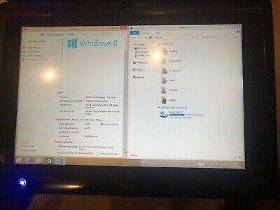 Acer Iconia W500 - Win 8.1 Pro, 32gb SSD, 2gb RAM