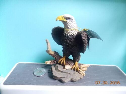 """4.5"""" Tall Eagle Figure"""