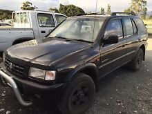 1999 Holden Frontera Wagon Longford Northern Midlands Preview