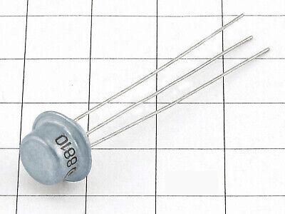 20 Pcs Germanium Ge Transistor Pnp Mp40 Oc75 Oc76 2n45 2n215 Ussr Nos