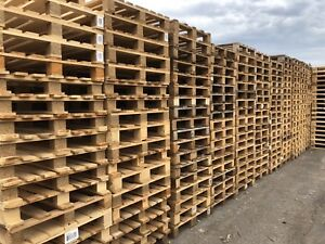 1000 WOOD EURO SIZE PALLET FOR SALE 905-670-9049