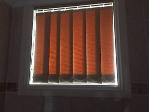 Vertical Blinds. Used and in fantastic condition. Revesby Heights Bankstown Area Preview