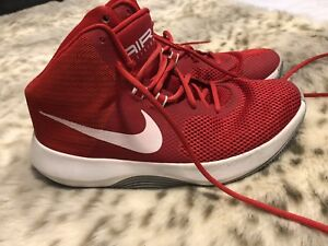 Men's size 7.5 Nike basketball sneakers