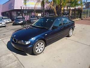 BMW 318I 2004 AUTO E46,2OWNER,FULL BOOK,AIRBAGS,ALLOYS,LEATHER Beverley Charles Sturt Area Preview