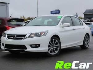 2015 Honda Accord Sport 6-SPEED | HEATED SEATS | SUNROOF