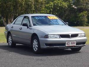 Mitsubishi Magna  REGO AND ROADWORTHY Bungalow Cairns City Preview