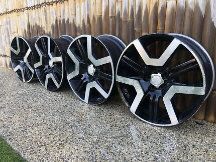 HSV GTS E3 rims  Grovedale Geelong City Preview