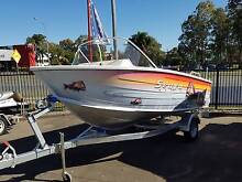 4.7m Runabout, Plate Alloy, with a 60hp 4 stroke Suzuki Clontarf Redcliffe Area Preview