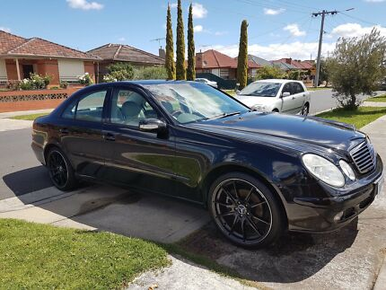 2004 Mercedes-Benz E200K Sedan Narre Warren Casey Area Preview